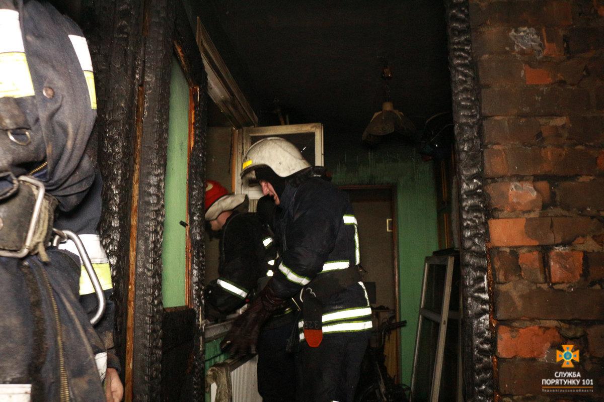 Пожежу житлового будинку на Галицькій гасили майже три години аж 20 рятувальників (Фото), фото-4