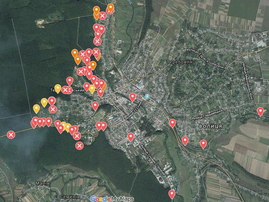 """На Тернопільщині на околиці міста """"виросло"""" величезне сміттєзвалище (ФОТОФАКТ), фото-1"""