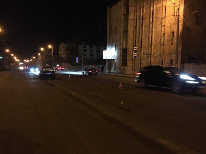 У Тернополі автомобіль збив пішохода (ФОТО), фото-4