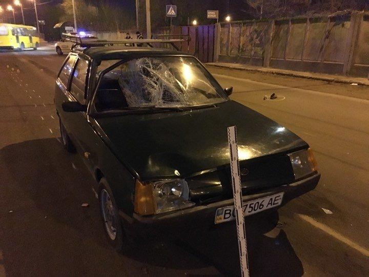 У Тернополі автомобіль збив пішохода (ФОТО), фото-1