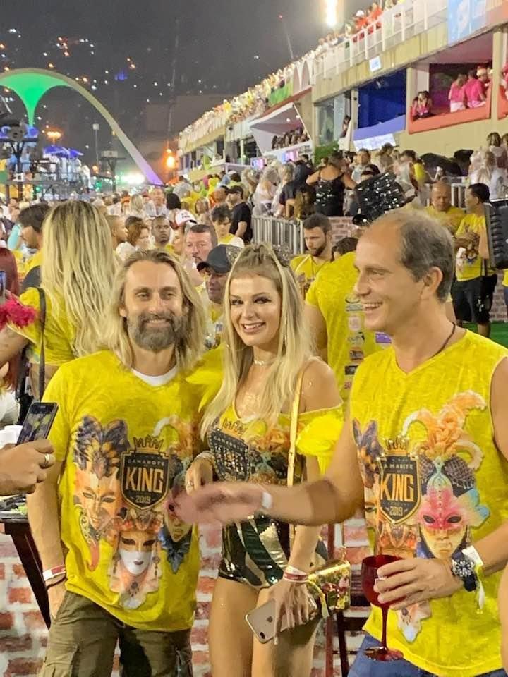 """""""Не кожен витримає такий шалений ритм"""": тернополянин побував на карнавалі у Бразилії (ФОТО), фото-2"""