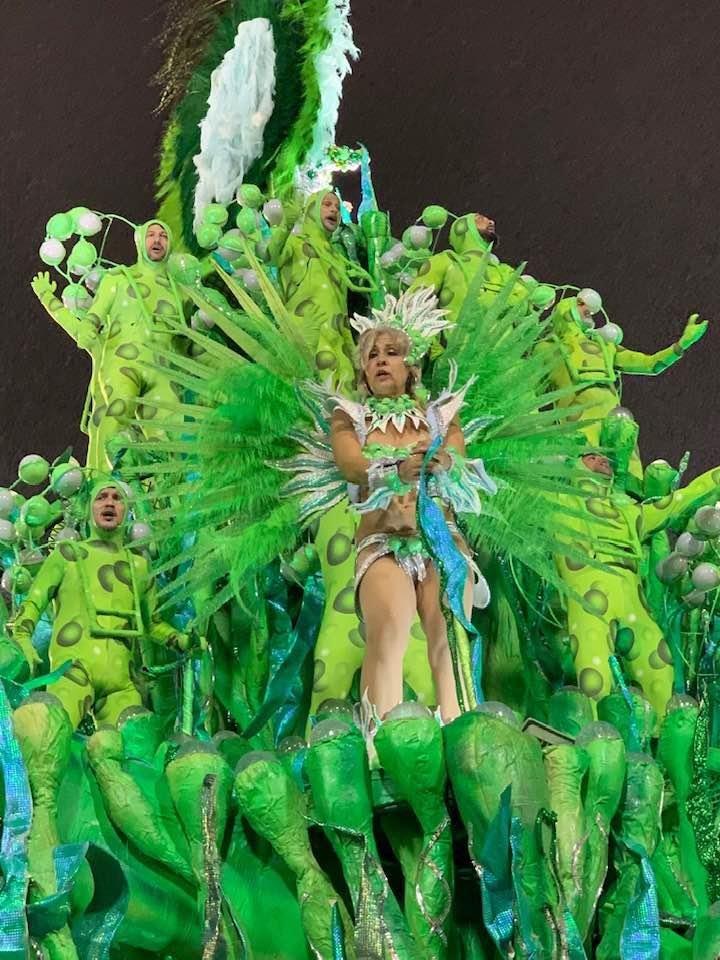 """""""Не кожен витримає такий шалений ритм"""": тернополянин побував на карнавалі у Бразилії (ФОТО), фото-1"""