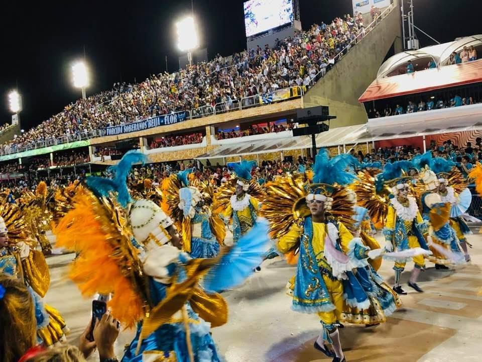 """""""Не кожен витримає такий шалений ритм"""": тернополянин побував на карнавалі у Бразилії (ФОТО), фото-4"""