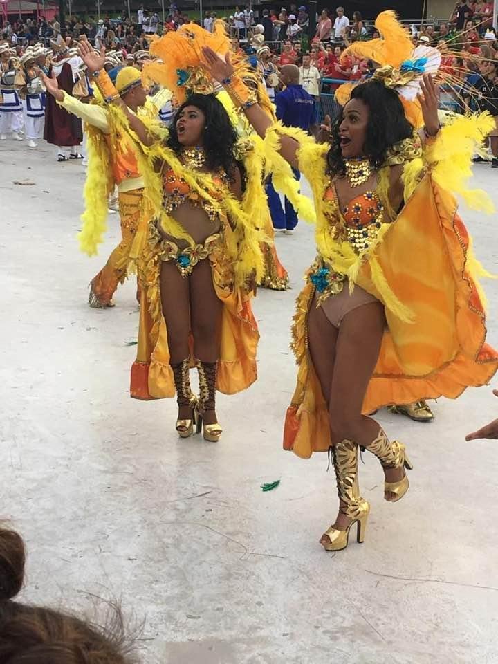 """""""Не кожен витримає такий шалений ритм"""": тернополянин побував на карнавалі у Бразилії (ФОТО), фото-6"""