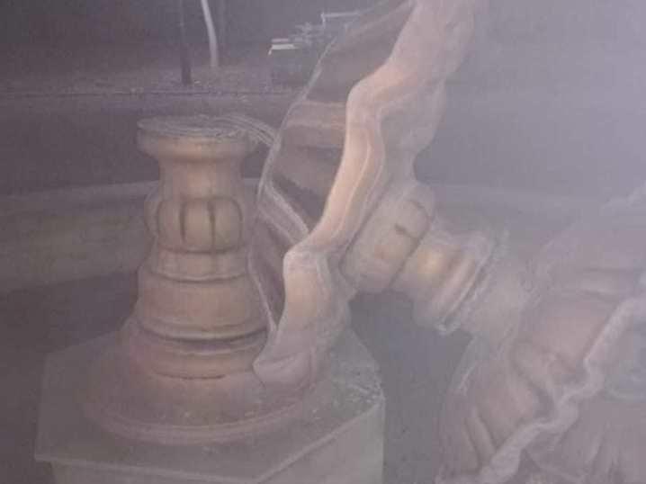 Батьки хлопця, котрий розбив на Тернопільщині фонтан, повернули 20 000 гривень (ФОТО), фото-2