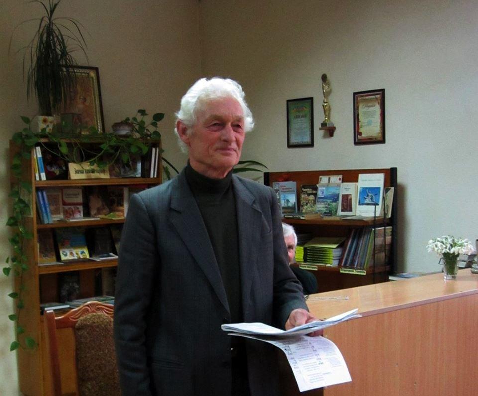 Раптово помер тернопільський краєзнавець і поет (ФОТО), фото-1