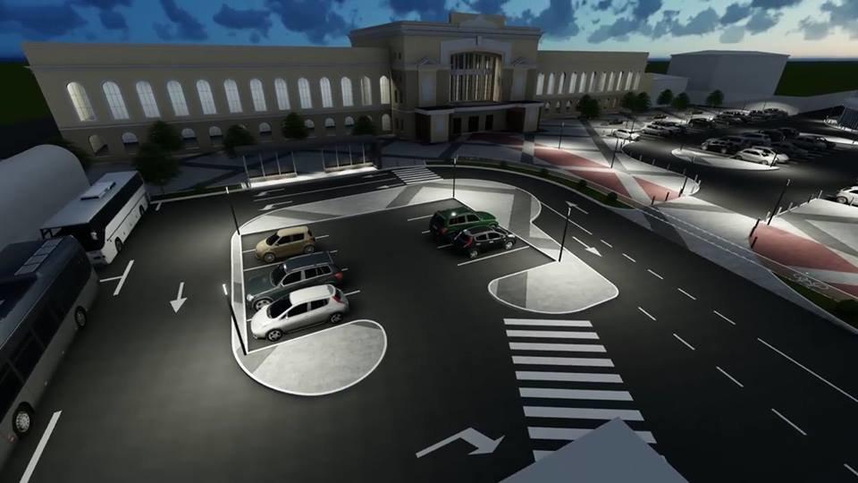 Який вигляд може мати Привокзальний майдан Тернополя після реконструкції (Фото, відео), фото-1
