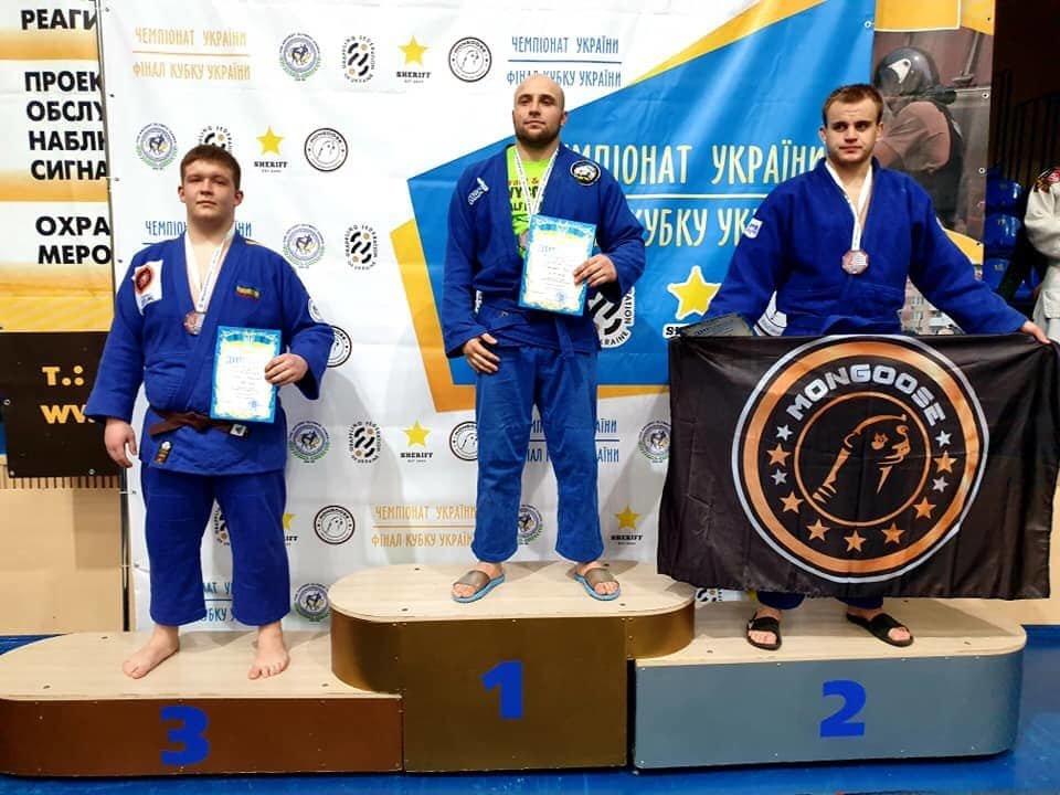 Тернополяни успішно виступили на чемпіонаті України з панкратіону, фото-2