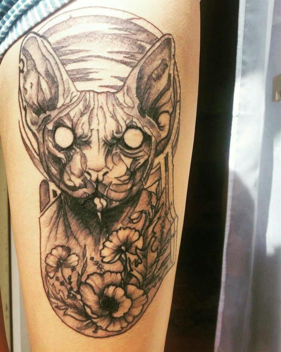 """""""Я художник, але малюю на людському тілі"""": тату-майстер з Тернопільщини розповіла про свою роботу, фото-2"""