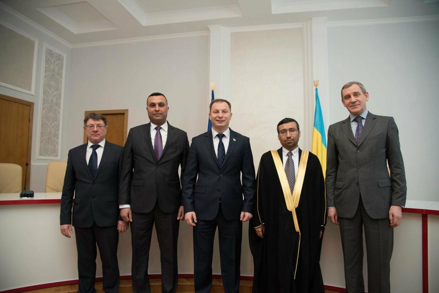 Тернопільська ОДА підписала меморандум про співробітництво з Українсько-Арабською Діловою Радою (фото), фото-3