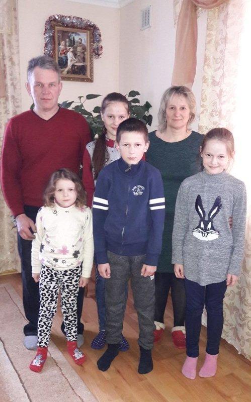 """""""Велика сім'я - це дуже добре"""": мама шести дітей з Тернопільщини розповіла про секрет щастя (ФОТО), фото-1"""