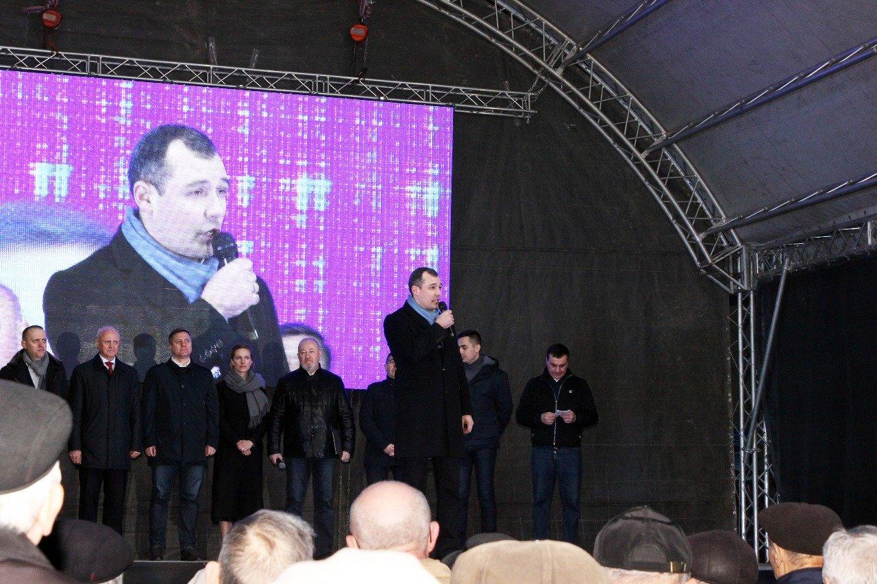 Анатолій Гриценко з командою зібрав тернополян на «Марш єдності заради порядку» (ФОТО), фото-4