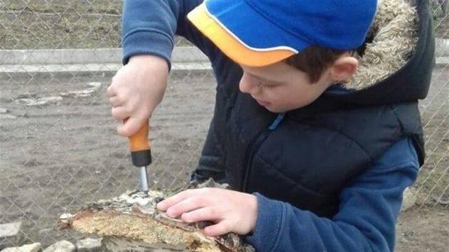 """""""Взимку до нас прилітали дві синички, їм було важко знайти їжу"""": 11-річний школяр з Тернопільщини самотужки майструє """"будиночки"""" для птахів..., фото-1"""