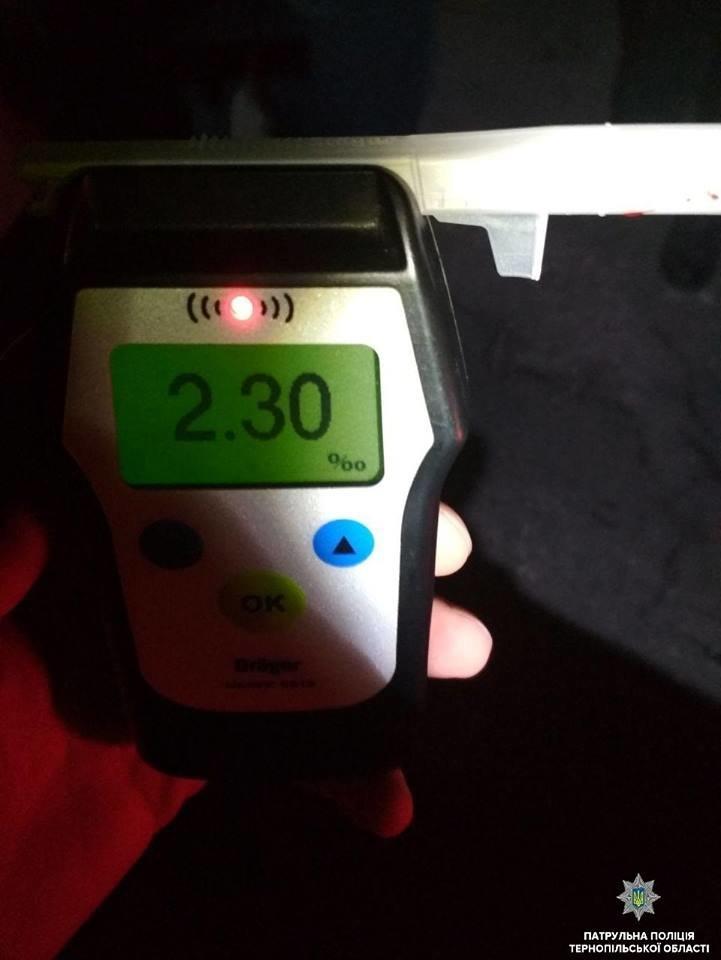 У Тернополі 24-річний п'яний водій спричинив потрійну ДТП (ФОТО), фото-4