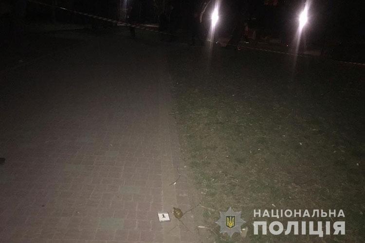 У Тернополі біля дитячого майданчика знайшли ручну гранату (Фото), фото-1