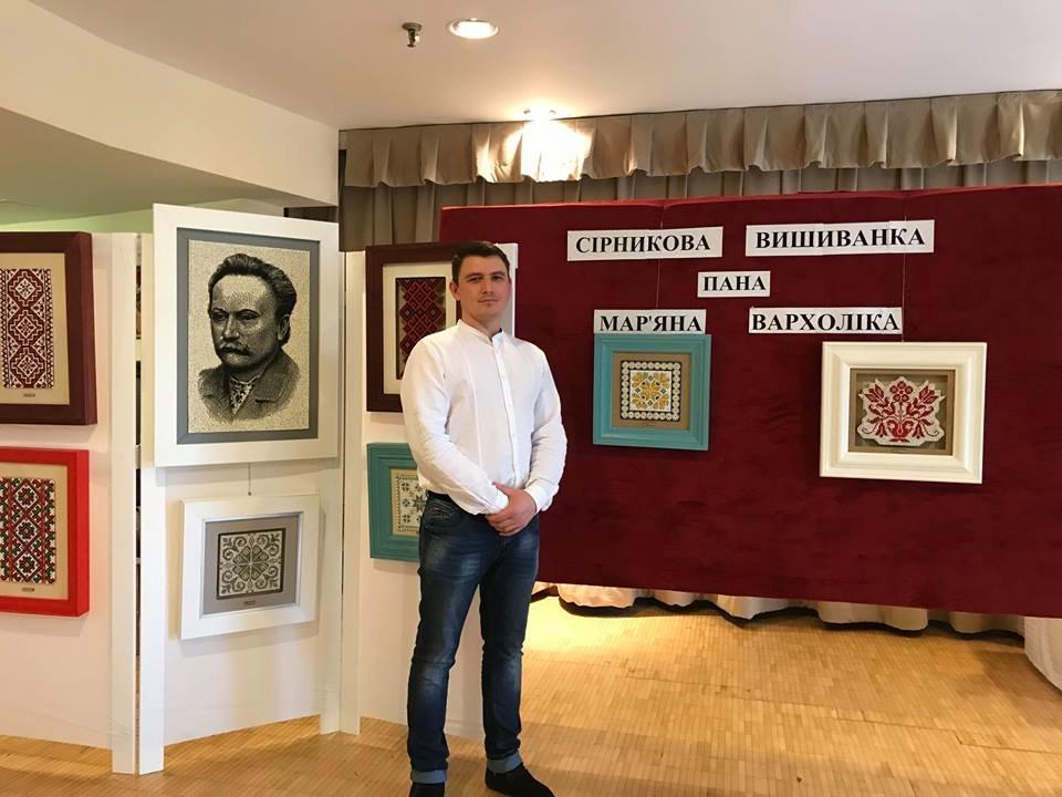 Відомий тернопільський митець презентував у Торонто унікальні роботи (ФОТО, ВІДЕО), фото-6