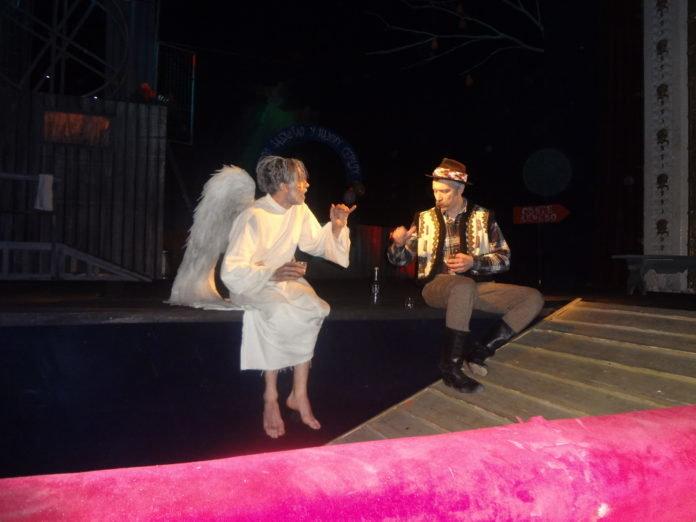 """""""Вуйцьо з крилами"""": у Тернопільському драмтеатрі відбулася прем'єра унікальної вистави (ФОТО), фото-2"""