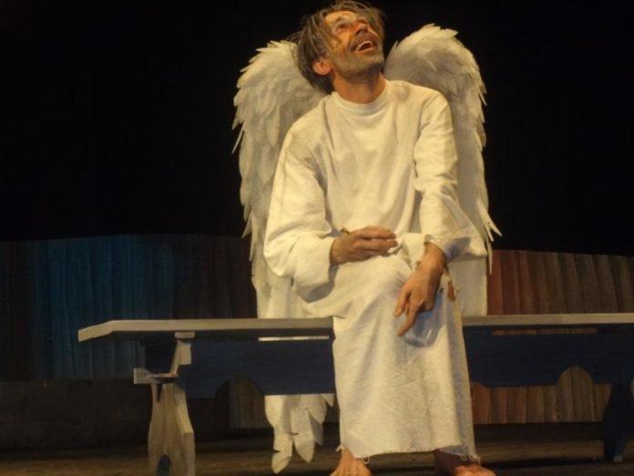 """""""Вуйцьо з крилами"""": у Тернопільському драмтеатрі відбулася прем'єра унікальної вистави (ФОТО), фото-1"""