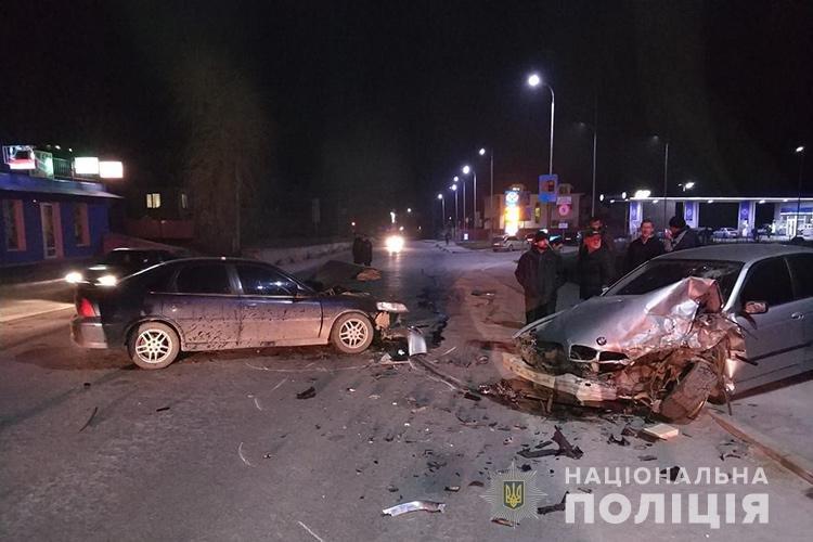 Забої, переломи та травми - результат кількох аварій на Тернопільщині , фото-4