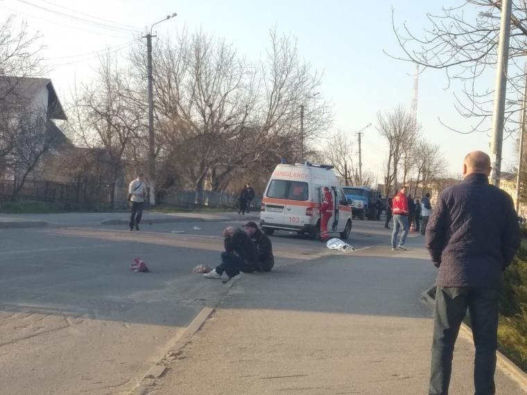 На Тернопільщині автомобіль на смерть збив 16-річну дівчину (ФОТО), фото-1