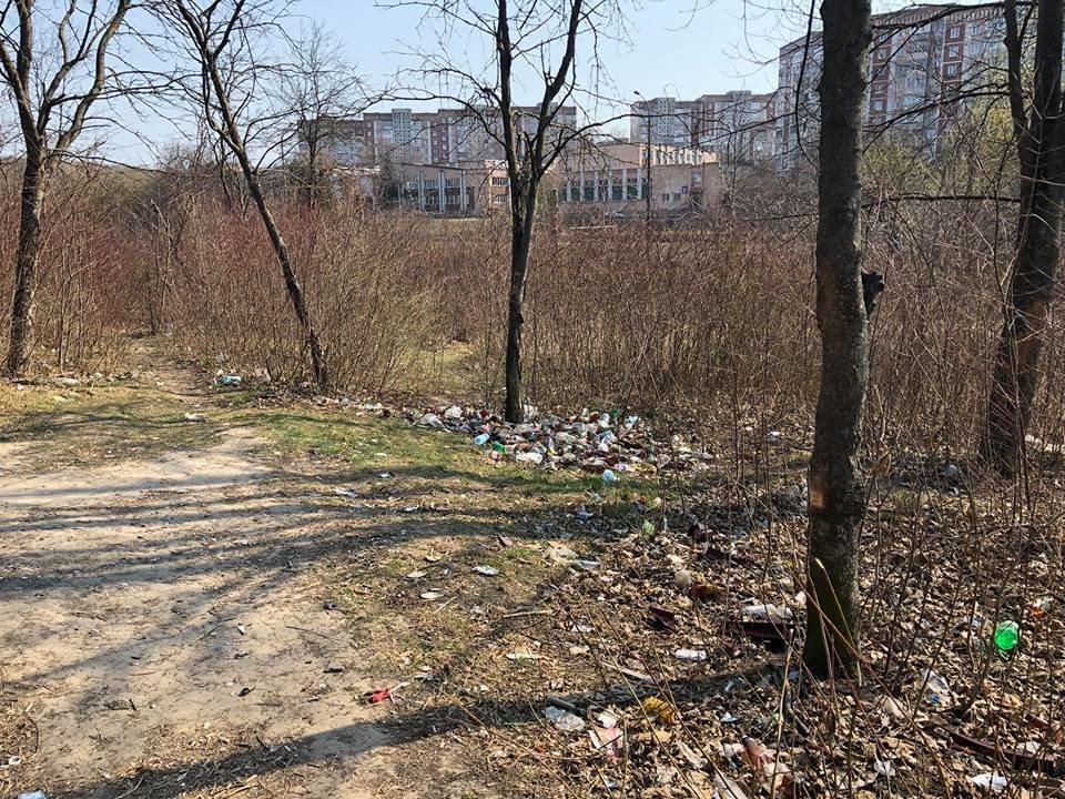 Понад 30 пакетів сміття зібрали небайдужі тернополяни вздовж проспекту Злуки (ФОТО), фото-6