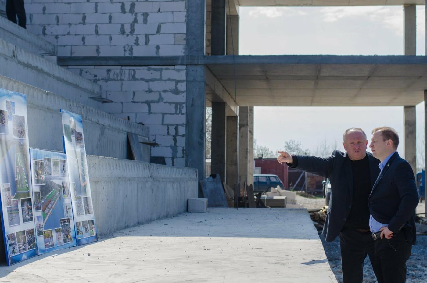 Майже 17 млн грн спрямують цього року на будівництво «Водної арени Тернопіль» (фото, відео), фото-2