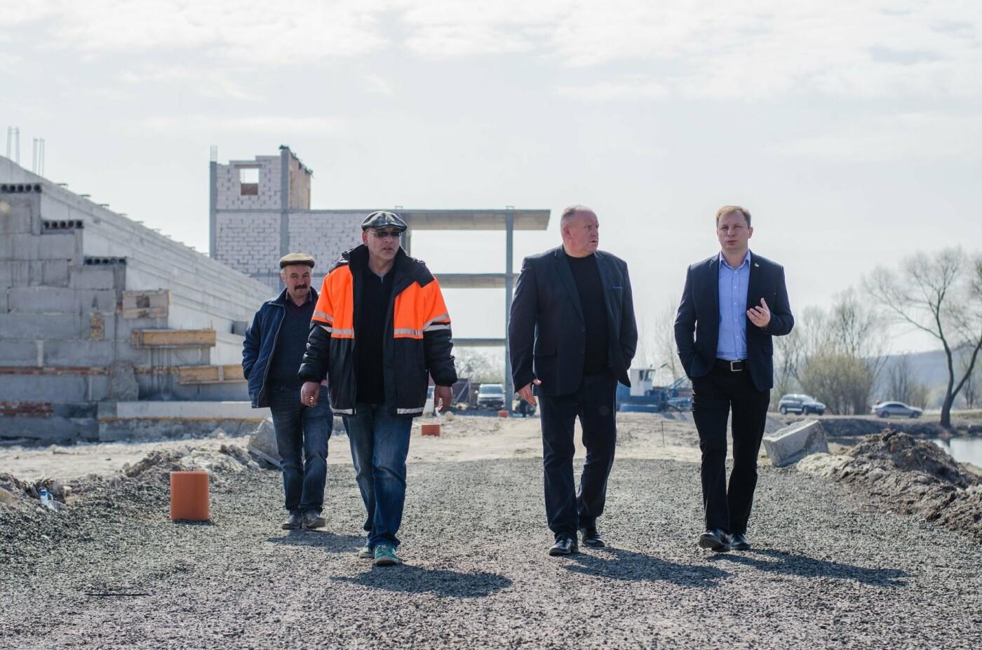 Майже 17 млн грн спрямують цього року на будівництво «Водної арени Тернопіль» (фото, відео), фото-5
