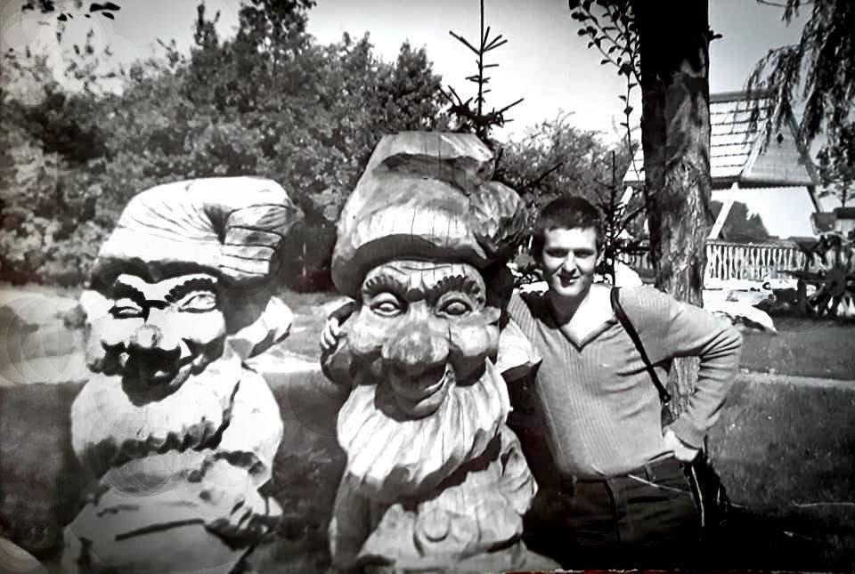 33 богатирі, 7 гномів та Змій-Горинич: яким колись був тернопільський гідропарк (Фото), фото-2