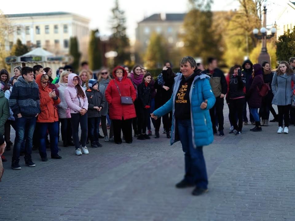 Вершник на коні, бійці з гвинтівками: що робилося вчора на вулицях Тернополя (Фото, відео), фото-2