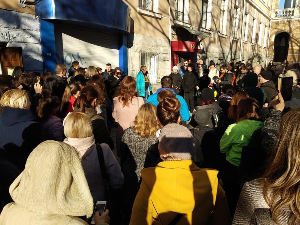 Вершник на коні, бійці з гвинтівками: що робилося вчора на вулицях Тернополя (Фото, відео), фото-5