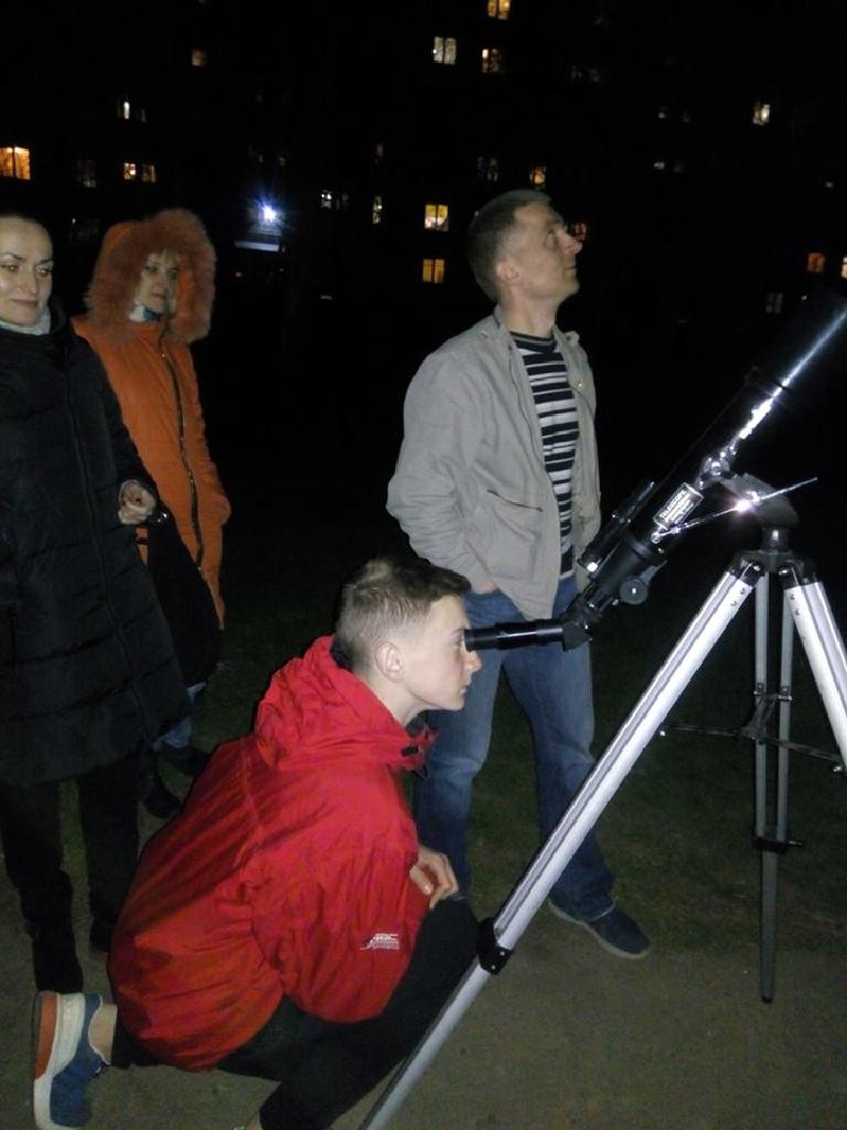 """""""Кожна далека зірка, як на долоні"""": тернополянка допомагає дізнатись більше про небесні світила (ФОТО), фото-2"""