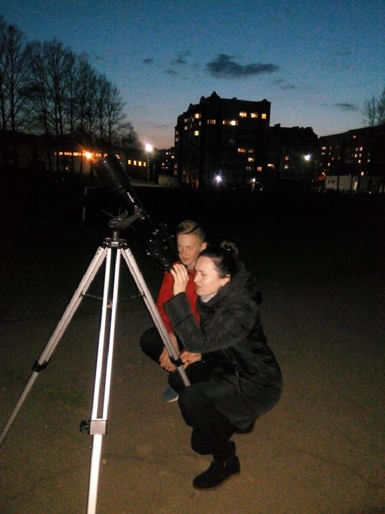 """""""Кожна далека зірка, як на долоні"""": тернополянка допомагає дізнатись більше про небесні світила (ФОТО), фото-1"""