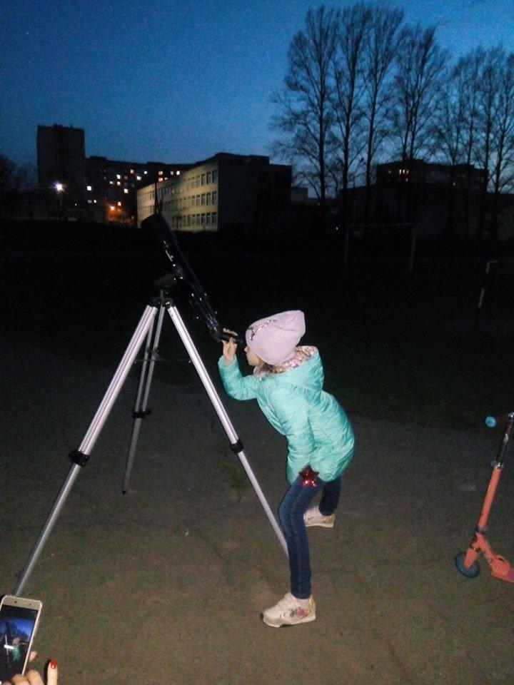 """""""Кожна далека зірка, як на долоні"""": тернополянка допомагає дізнатись більше про небесні світила (ФОТО), фото-4"""
