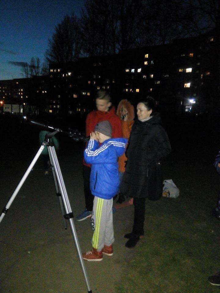 """""""Кожна далека зірка, як на долоні"""": тернополянка допомагає дізнатись більше про небесні світила (ФОТО), фото-5"""