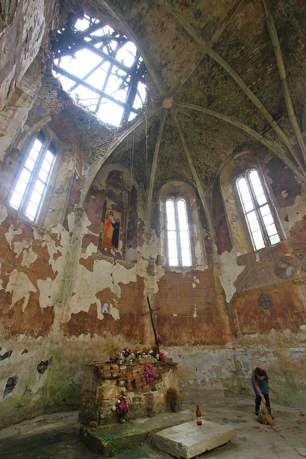 Згарище Собору Паризьзої Богоматері: на Тернопільщині також є три собори, яких ще можна врятувати (ФОТО), фото-7