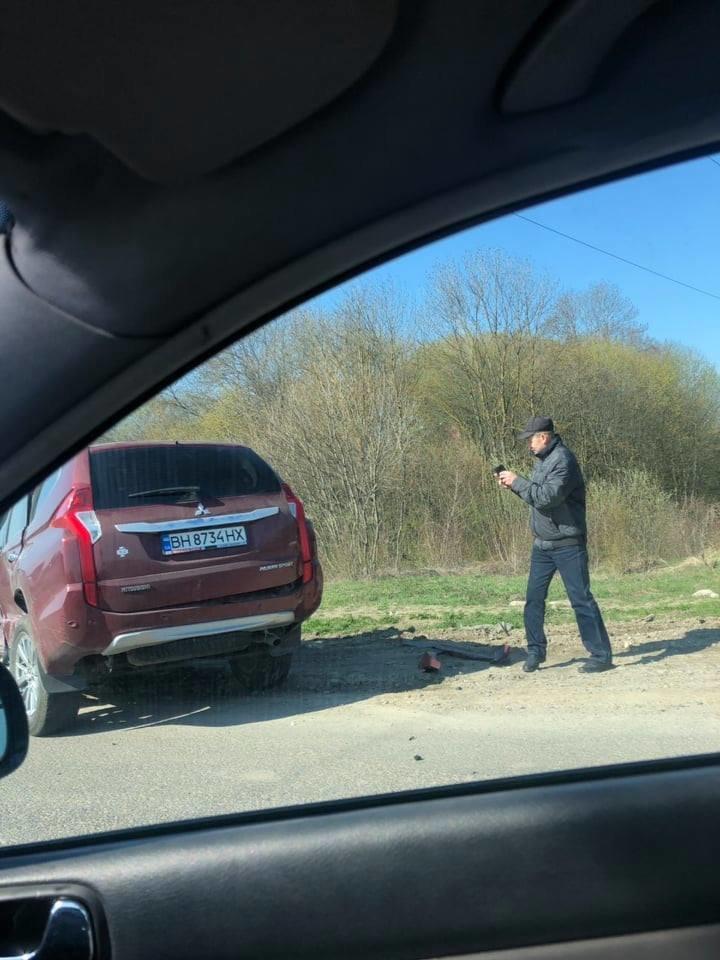 """Під Тернополем сталася ДТП: на перехресті """"Біла-Чистилів"""" зіткнулися два автомобілі (ФОТО), фото-2"""