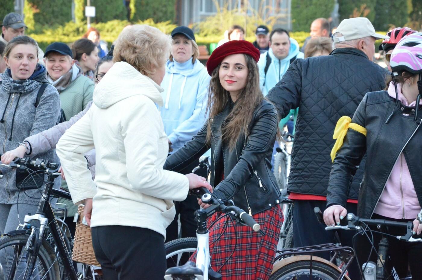 На Тернопільщині чиновники змінили свої автомобілі на велосипеди (ФОТОФАКТ), фото-1