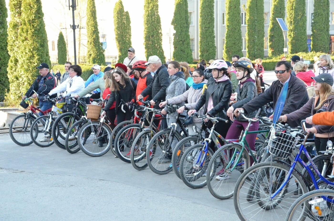 На Тернопільщині чиновники змінили свої автомобілі на велосипеди (ФОТОФАКТ), фото-4