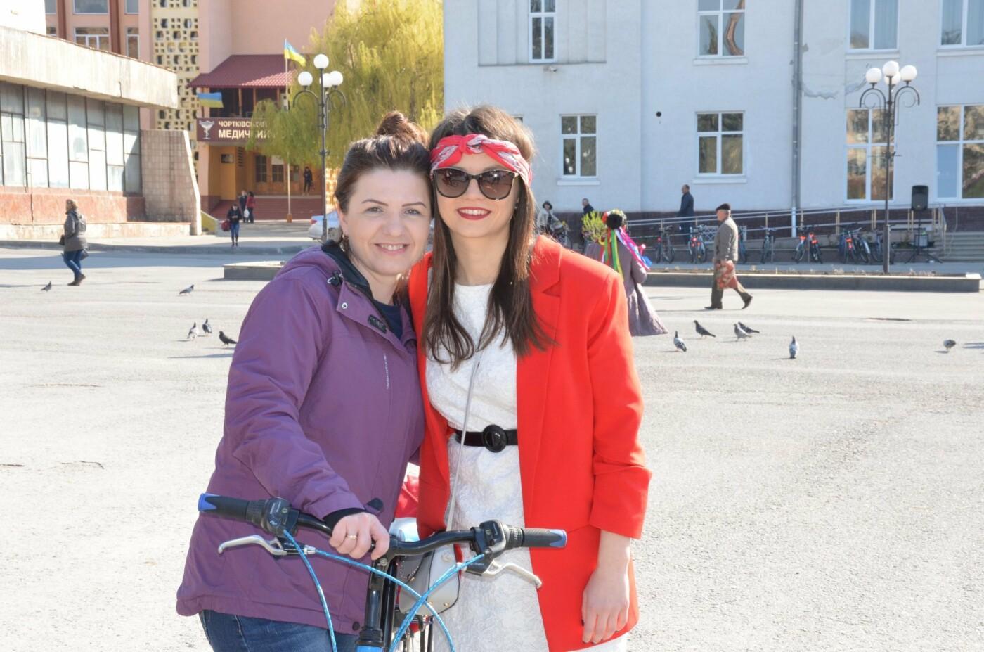 На Тернопільщині чиновники змінили свої автомобілі на велосипеди (ФОТОФАКТ), фото-21