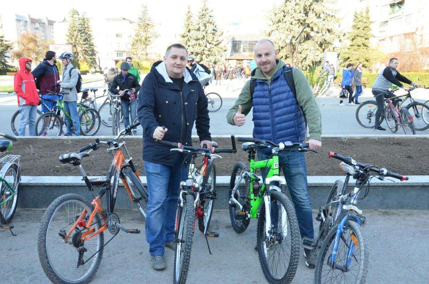 На Тернопільщині чиновники змінили свої автомобілі на велосипеди (ФОТОФАКТ), фото-7
