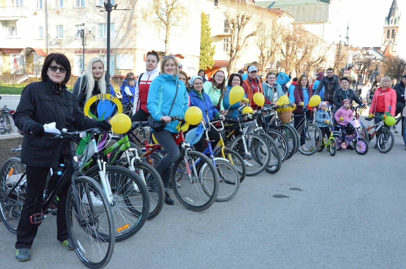 На Тернопільщині чиновники змінили свої автомобілі на велосипеди (ФОТОФАКТ), фото-6