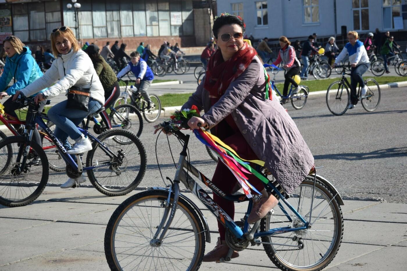 На Тернопільщині чиновники змінили свої автомобілі на велосипеди (ФОТОФАКТ), фото-3