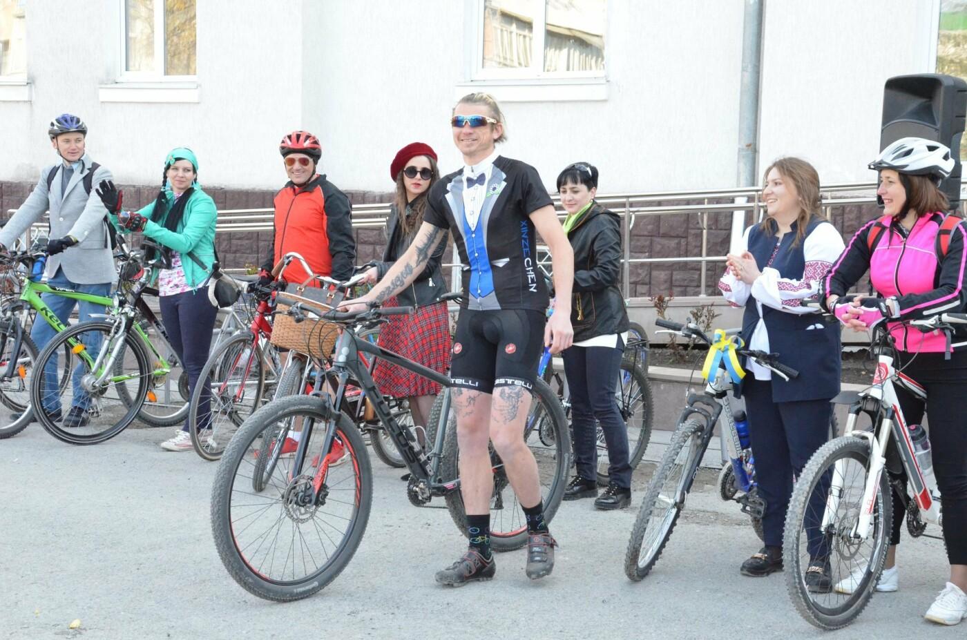 На Тернопільщині чиновники змінили свої автомобілі на велосипеди (ФОТОФАКТ), фото-16