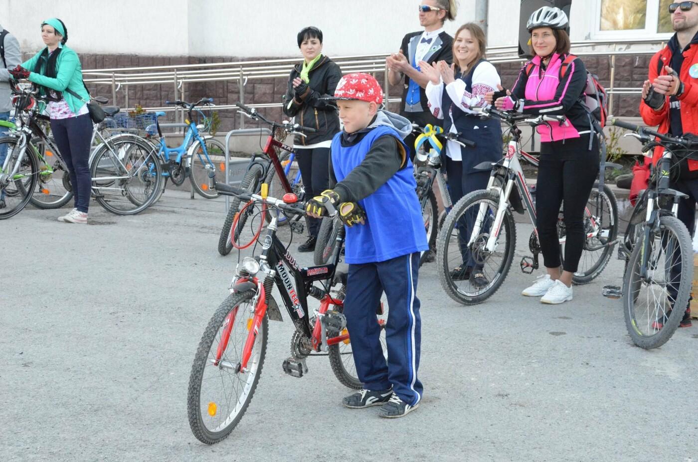 На Тернопільщині чиновники змінили свої автомобілі на велосипеди (ФОТОФАКТ), фото-17