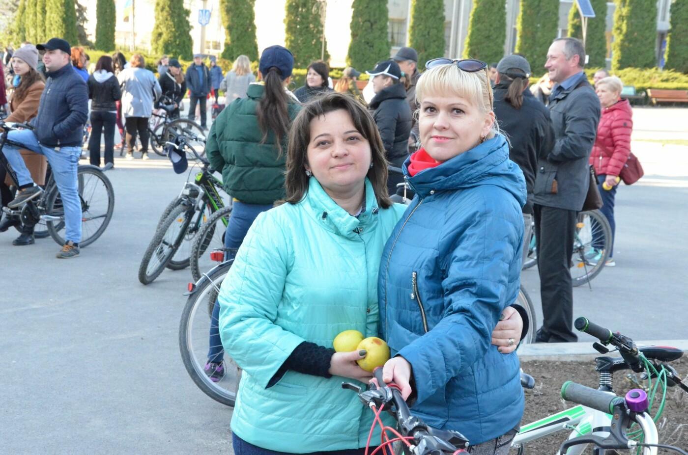 На Тернопільщині чиновники змінили свої автомобілі на велосипеди (ФОТОФАКТ), фото-8