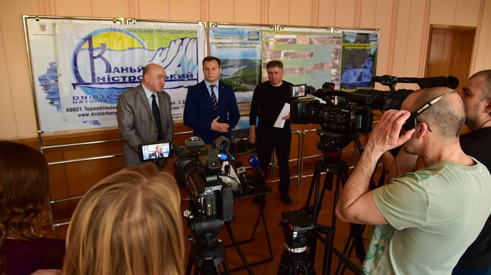 Степан Барна про розширення меж національного парку «Дністровський каньйон» - Це добрий крок, що дасть результат для всієї області