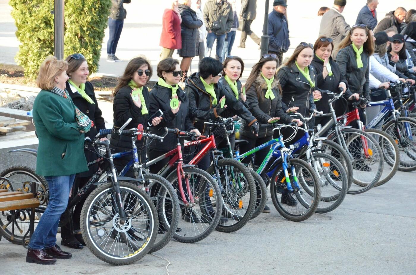 На Тернопільщині чиновники змінили свої автомобілі на велосипеди (ФОТОФАКТ), фото-13