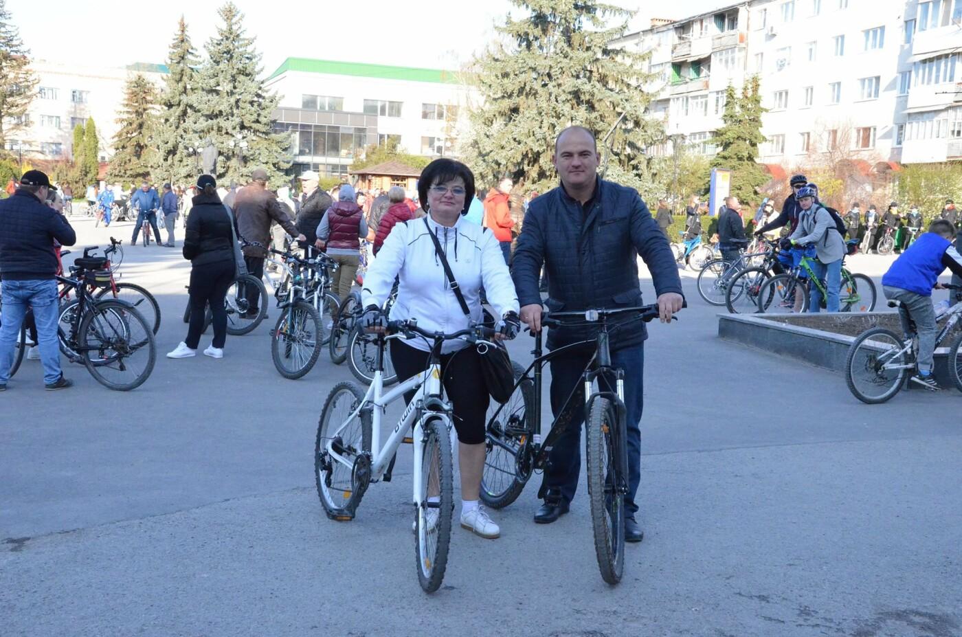 На Тернопільщині чиновники змінили свої автомобілі на велосипеди (ФОТОФАКТ), фото-11