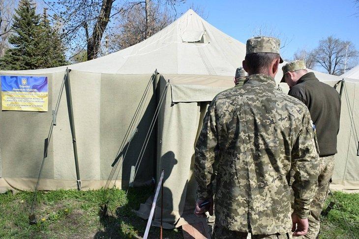 Як голосують тернопільські захисники у зоні бойових дій (ФОТО), фото-2