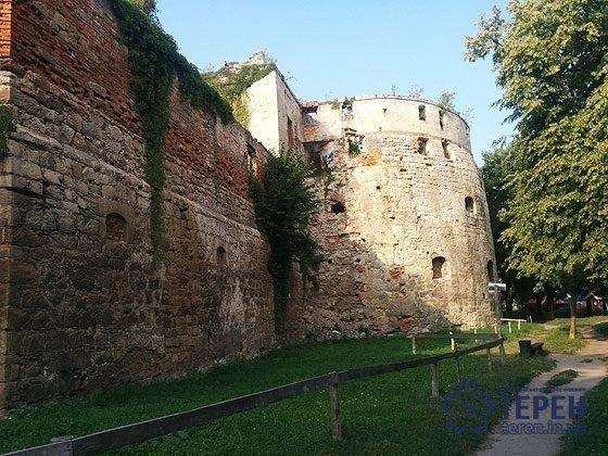 Три мільйони євро передадуть для порятунку замку на Тернопільщині (ФОТО+ВІДЕО), фото-1